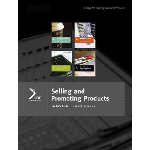 Retailing Smarts: Leader's Guide: Selling & Promoting Products