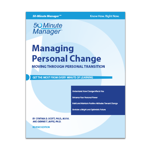 Managing Personal Change Revised Edition
