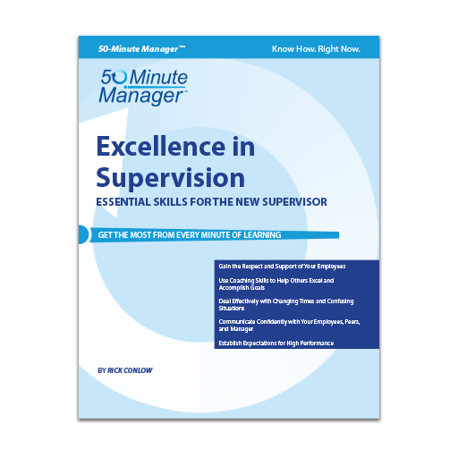 Excellence in Supervision