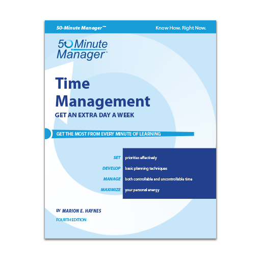 Time Management, Fourth Edition