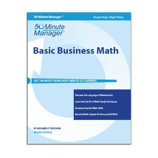 Basic Business Math, Revised Edition