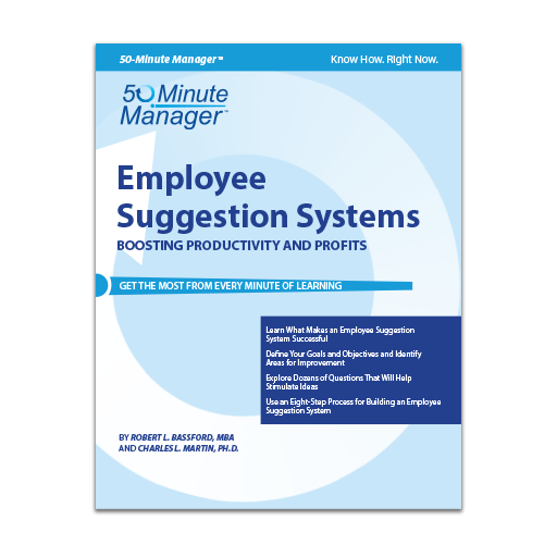 Employee Suggestion Systems