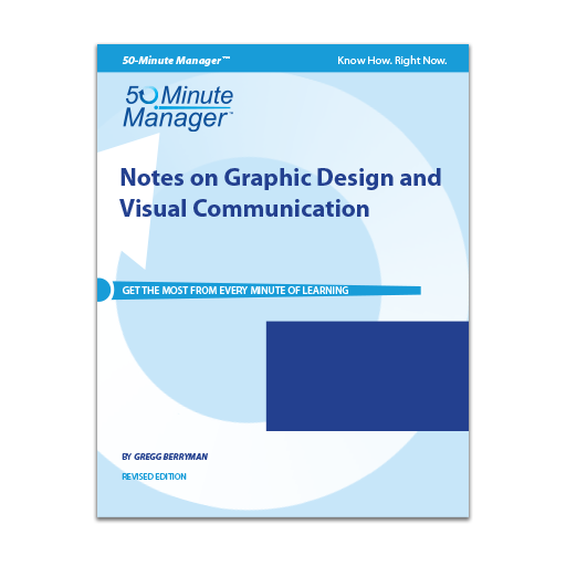 Notes on Graphic Design and Visual Communication