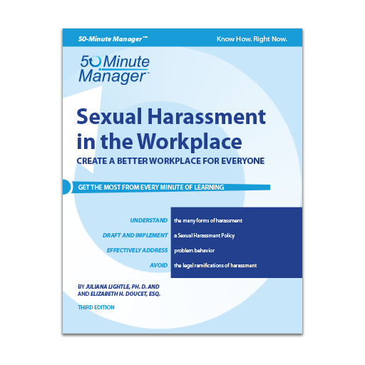 Sexual Harassment in the Workplace Third Edition