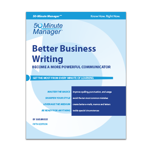 (AXZO) Better Business Writing, Fifth Edition (Print + Electronic)