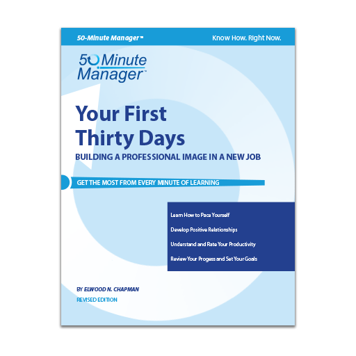 Your First Thirty Days Revised Edition