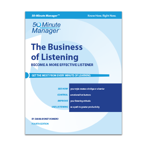 (AXZO) The Business of Listening, Fourth Edition eBook