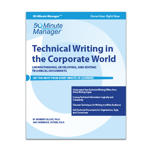 Technical Writing in the Corporate World