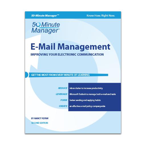 E-Mail Management Second Edition