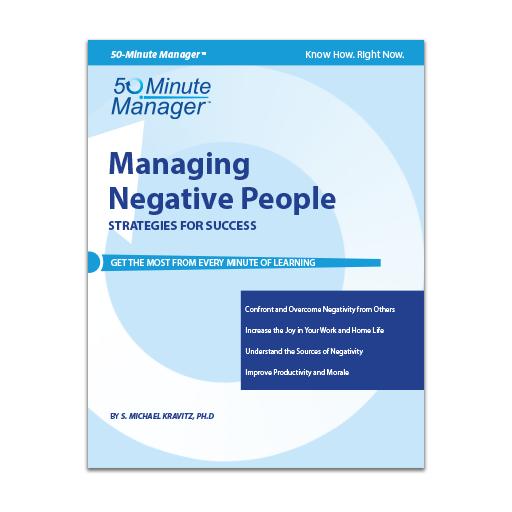 Managing Negative People