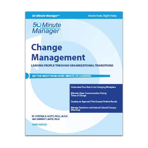 Change Management Third Edition Student Guide