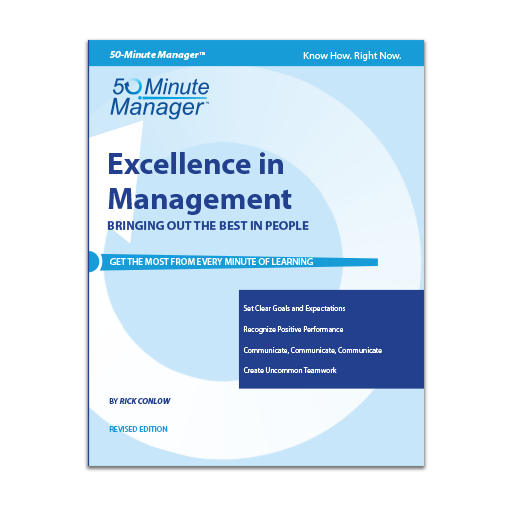 Excellence in Management Revised Edition