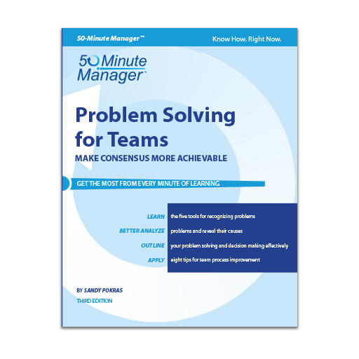 (AXZO) Problem Solving for Teams, Third Edition