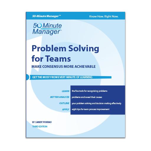 (AXZO) Problem Solving for Teams, Third Edition