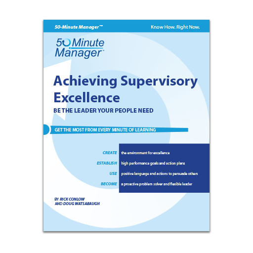 (AXZO) Achieving Supervisory Excellence eBook