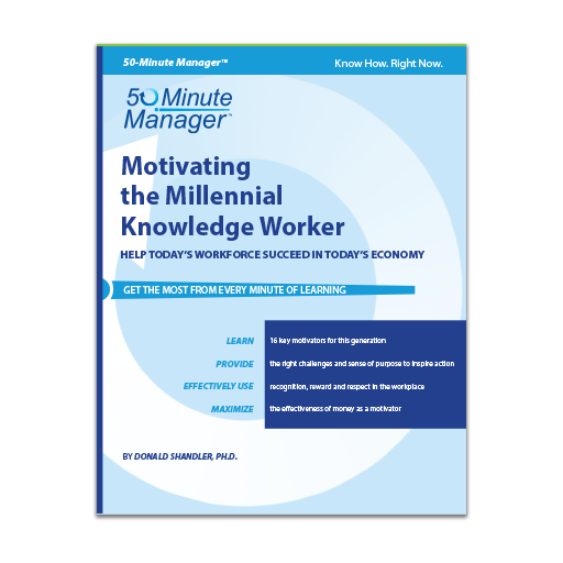 Motivating the Millennial Knowledge Worker