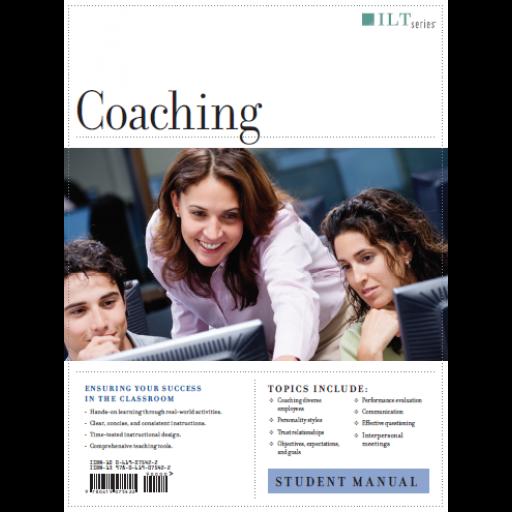 (AXZO) Coaching, Student Manual eBook