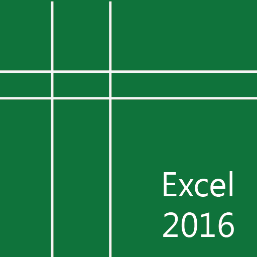 (Full Color) Microsoft Office Excel 2016: Part 1 (Desktop/Office 365)