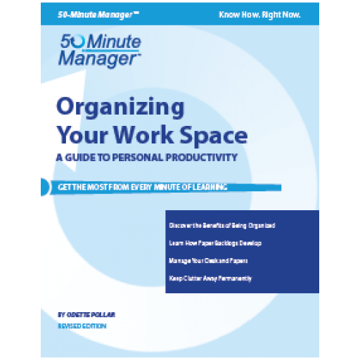 (AXZO) Organizing Your Work Space, Revised Edition eBook