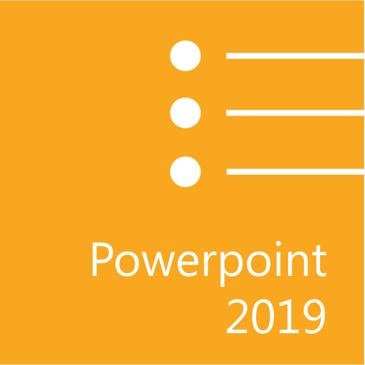 (Full Color) Microsoft Office PowerPoint 2019: Part 1