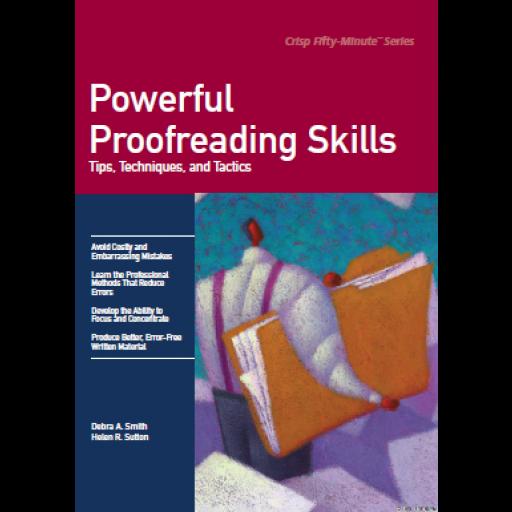 (AXZO) Powerful Proofreading Skills eBook