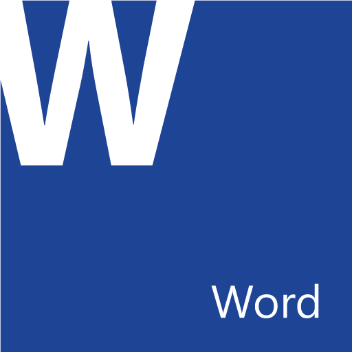 (Full Color) Microsoft Office Word Online