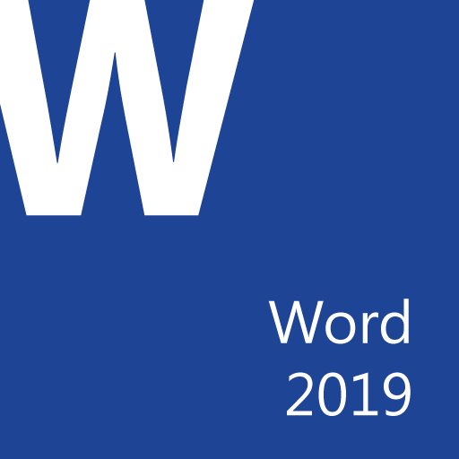 Microsoft Office Word 2019: Part 1