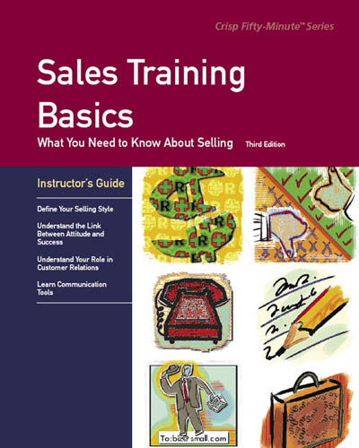 Sales Training Basics Instructor's Guide