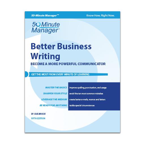 Better Business Writing Skills