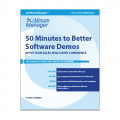 50 Minutes to Better Software Demos