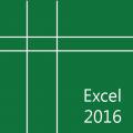 Microsoft Office Excel 2016: Part 1 (Desktop/Office 365)