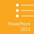 (Full Color) Microsoft Office PowerPoint 2013: Part 1 (Desktop/Office 365)
