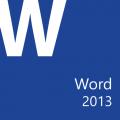 Microsoft Word 2013: Part 2 Sonic Videos