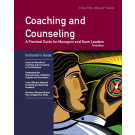 Coaching and Counseling Third Edition Instructor's Guide