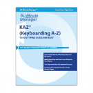 (AXZO) KAZ (Keyboarding A-Z) eBook