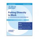 Putting Diversity to Work