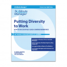 (AXZO) Putting Diversity to Work eBook