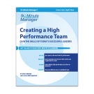 (AXZO) Creating a High Performance Team eBook