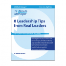 8 Leadership Tips from Real Leaders