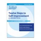 Twelve Steps to Self-Improvement
