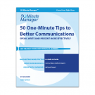 (AXZO) 50 One-Minute Tips to Better Communication, Third Edition eBook