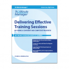 Delivering Effective Training Sessions