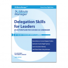 (AXZO) Delegation Skills for Leaders, Third Edition eBook