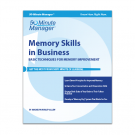 (AXZO) Memory Skills in Business eBook