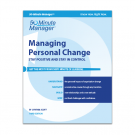 (AXZO) Managing Personal Change, Third Edition eBook