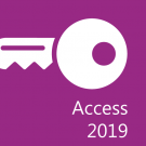 Microsoft Office Access 2019: Part 3