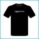 CyberSec: First Responder Black T-Shirt (XL)