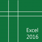 (Full Color) Microsoft Office Excel 2016: Part 1 (Desktop/Office 365)
