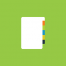 FlipCARDS: 8 inch FlipPocket sleeves 50 Pack