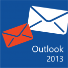 (Full Color) Microsoft Office Outlook 2013: Part 1 (Desktop/Office 365)